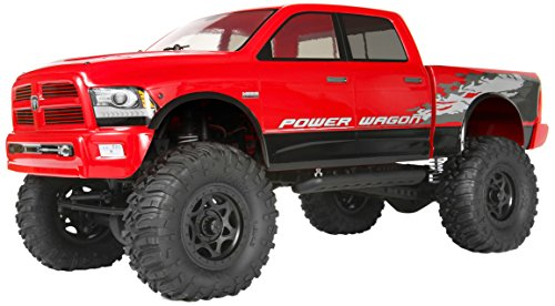 Ax90037 Ax90037 Scx10ª Ram Power Wagon 1/10Th Scale Electric 4Wd - Rtr