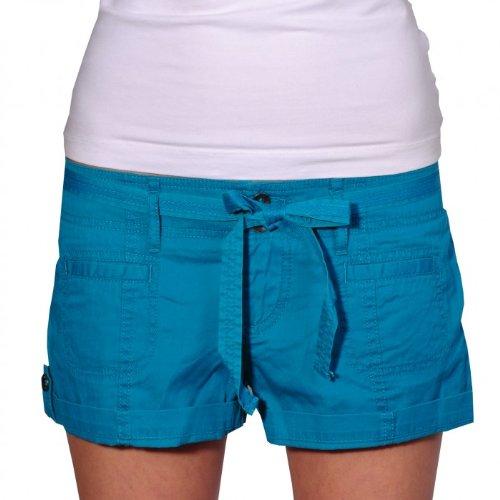 Vans-Pantaloni corti da donna Local Color, Donna, blu, 9