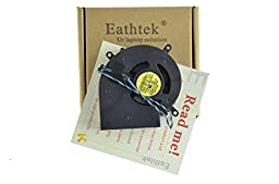 Eathtek New Laptop CPU Cooling Fan for Intel Mac Mini 2.26 2.53 2.66 GHz A1283, Compatible with part numbers 922-8804 607-3319 DFS451512MC0T 040709A (Note:The part# may be different)
