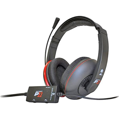 Ear Force P11 Ps3 Headset Usb 35Mm 12Ft Vol Stereo Amplified
