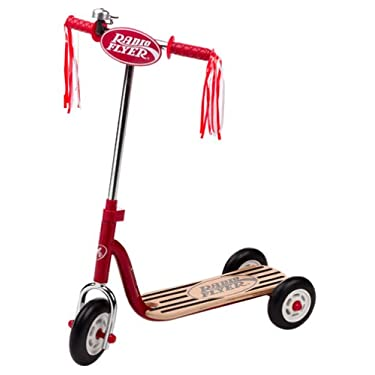 Radio Flyer Small Red Scooter