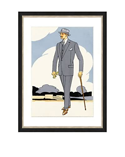 Art Source Gentleman Print II, Multi