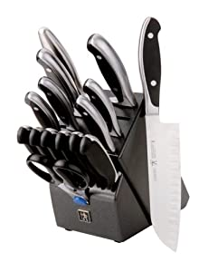 J.A. HENCKELS INTERNATIONAL Forged Synergy 16-pc Knife Block Set