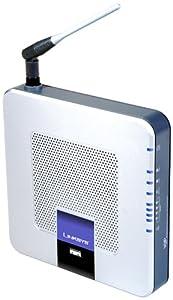 Linksys by Cisco WRTP54G Wireless-G Broadband Router for Vonage Internet Phone Service