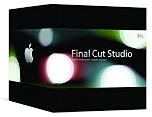 Apple Final Cut Studio 5.1 [OLD VERSION]