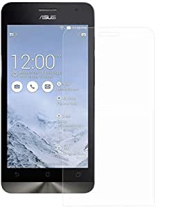 JED Premium Grade Tempered Glass Screen guard with Oleophobic coating for Asus Zenfone 6 A600CG