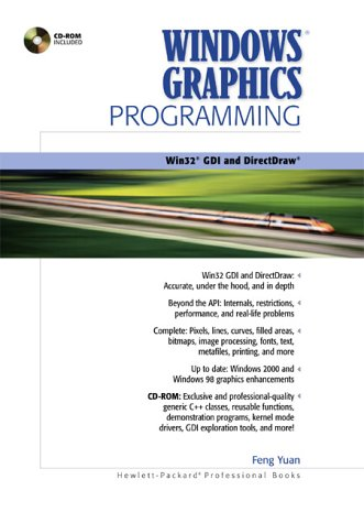 Windows Graphics Programming: Win32 GDI and DirectDraw