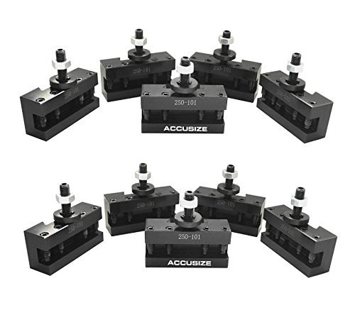 accusize-tools-10-pcs-of-axa-turing-and-facing-holder-quick-change-tool-holder-0250-0101x10