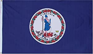 Virginia State Flag 3x5 Brand NEW LARGE 3 x 5 VA US