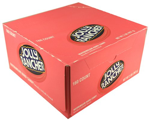 Jolly Rancher Watermelon-160 Piece Box Picture