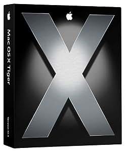 Apple Mac OS X Tiger 10.4.6 (Mac DVD) [OLD VERSION]