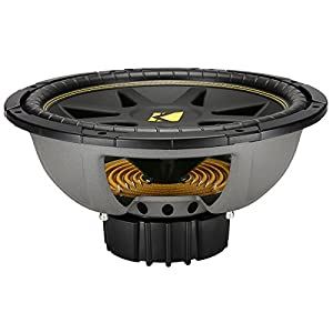 "Kicker Comp Car Subwoofer 15"" 8-OHM 10C158"