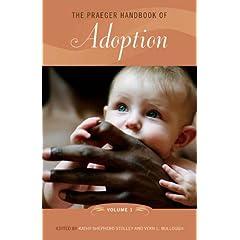 The Praeger Handbook of Adoption cover image
