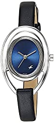 Fastrack Fits & Forms Analog Blue Dial Womens Watch - 6090SL02
