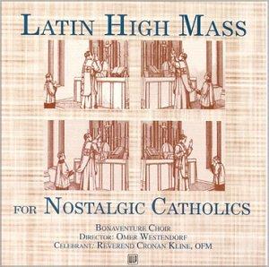 Latin High Mass for Nostalgic Catholics