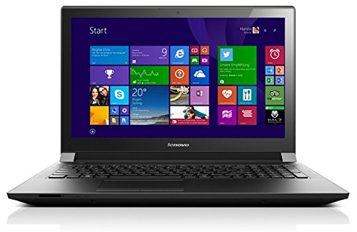 Lenovo B50-45 59441913 15.6-Inch Laptop (Black) AMD E1-6010, 4GB Memory,...