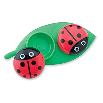 Ladybug Contact Lens Case - Eye Care Accessories