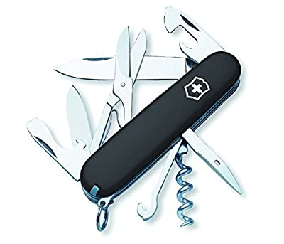 Victorinox Swiss Army Climber Pocket Knife by Victorinox :: Combat Knife :: Tactical Knife :: Hunting Knife :: Fixed Blade Knife :: Folding Blade Knife