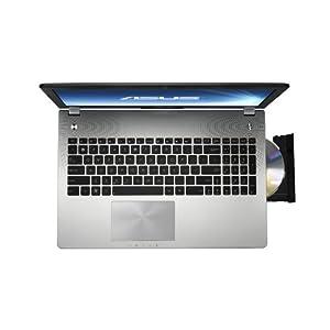 ASUS N56VZ-DS71 15.6-Inch Laptop (Black)