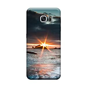 iShell Premium Printed Mobile Back Case Cover With Full protection For Samsung S7 Edge (Designer Case)