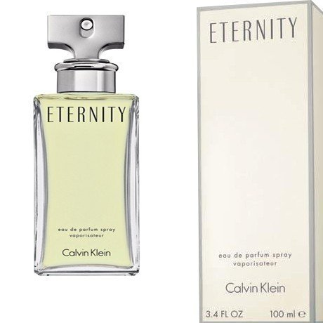 Calvin Klein Eternity Femme Women 100ml EDP Spray