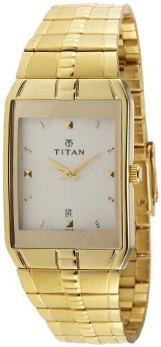 Titan-Karishma-Analog-Gold-Color-Dial-Mens-Watch-NE9151YM01J
