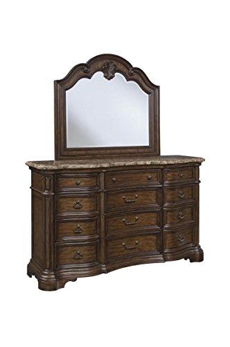Home Meridian International Courtland Dresser front-371606