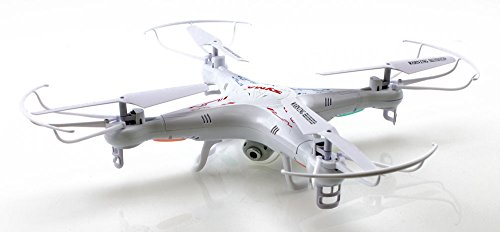 New Syma Toys X5C-1 Explorers RC Quadcopter with Gyro and Camera - 2015
