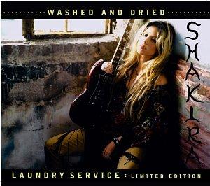Shakira - Laundry Service _ Bonus-DVD (Limited Edition) - Zortam Music