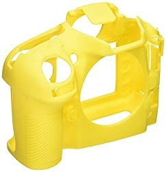 easyCover Camera Case for Nikon D800 / D800E (Yellow)