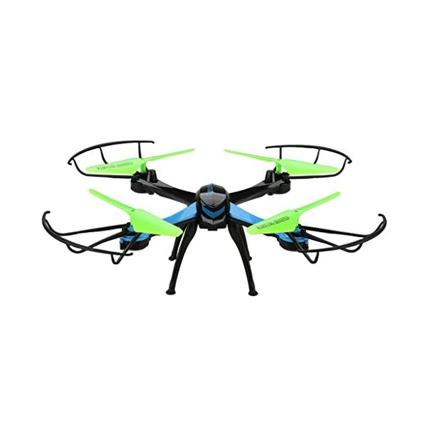 Floureon-JJRC-H12C-24G-4CH-6-Axis-Gyro-Strong-Power-LED-Lights-CF-Mode-Automatic-Return-RTF-RC-Quadcopter-with-HD-1080P-50MP-Camera