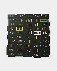 CRYPTO - Creative Cryptic Wall Calendar