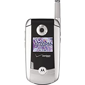 Motorola V710 Phone (Verizon Wireless)