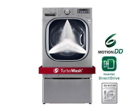 Stackable Washing Machine Dryer