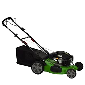 LEHR LM139SP 20-Inch 5-Horsepower Self-Propelled Propane Eco Mower (CARB Compliant) (Discontinued by Manufacturer)
