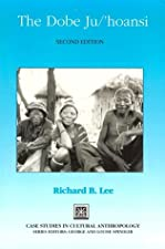 The Dobe Ju by Richard B. Lee