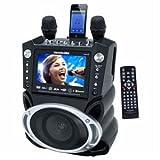 JS Karaoke GF830 DVD CDG MP3G BT Karaoke System