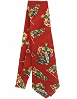 Tommy Hilfiger Code of Arms Tie