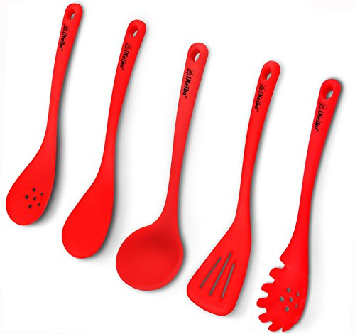 utensilios-cocina-utensilios-cocina-silicona-ineibo-accesorios-cocina-tenedor-pasta-espumadera-silic