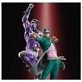 スタチューレジェンド ジョジョの奇妙な冒険 第三部 空条承太郎&スタープラチナ スペシャルカラー2体セット