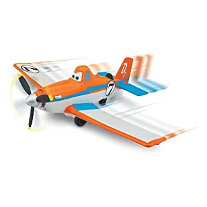 Amazon.com: Planes IR Remote Control Dusty Plane: Toys & Games
