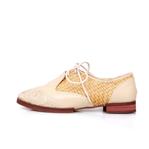 voguezone009-womens-woven-pu-pumps-shoes-with-rubber-soles-and-winkle-pinker-apricot-36