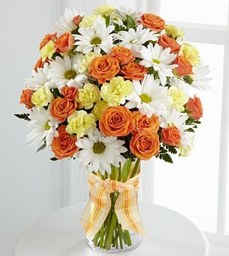 FTD Flowers Flowers Sweet Splendor Bouquet – Full and Lush