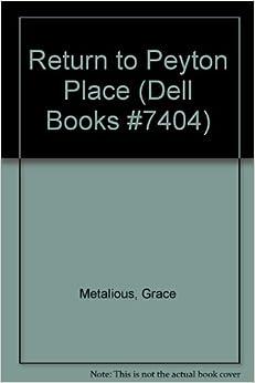 Peyton Place   Download eBook PDF/EPUB