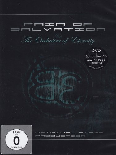 Pain of Salvation - Be (live)(+CD+booklet)