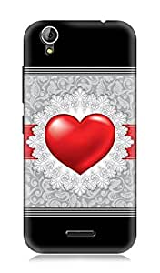 Acer Liquid Z630s 3Dimensional High Quality Printed Back Case