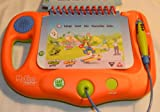 Leapfrog My First Leappad Bundle (Orange Unit with Disney Pixar's Cars & Thomas and the School Trip) (Preschool Level)