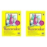 Strathmore Paper 300 Series Watercolor Class Pack, Cold Press, 1 Pack, Original Versio, 24 Sheets (?w? ???k) (Tamaño: ?w? ???k)