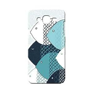 BLUEDIO Designer 3D Printed Back case cover for Samsung Galaxy E5 - G5732