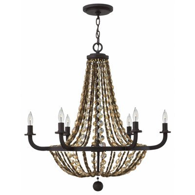 Hamlet 6 Light Chandelier front-183556